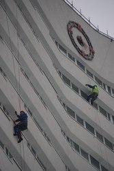 Промышленный альпинизм заказы в москве